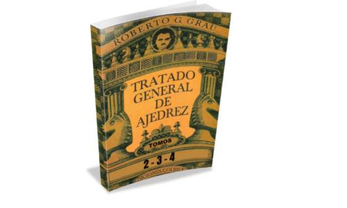 TRATADO GENERAL DE AJEDREZ | Tomos 2-3-4 (Tablero visor)